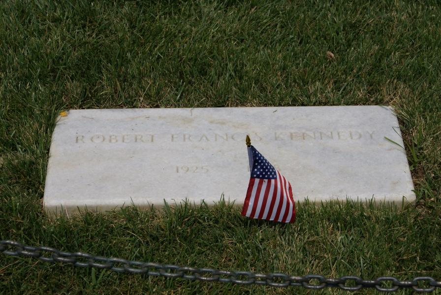 Bobby Kennedy Grave