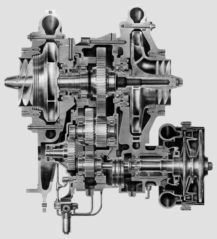 Saturn V Rocket F1 Engine Diagram