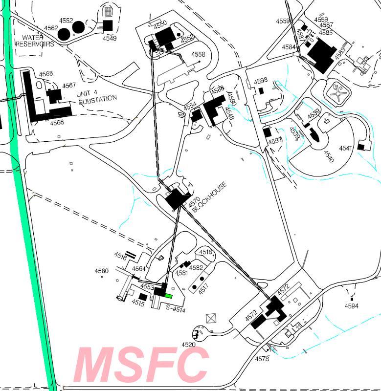 Redstone Arsenal Maps