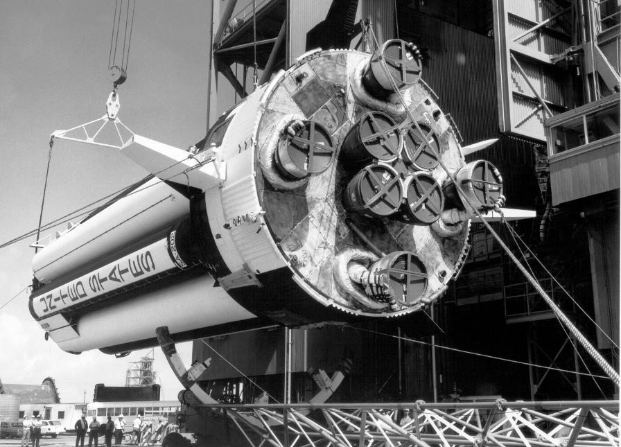 Saturn IB First (S-IB) Stage Fin.