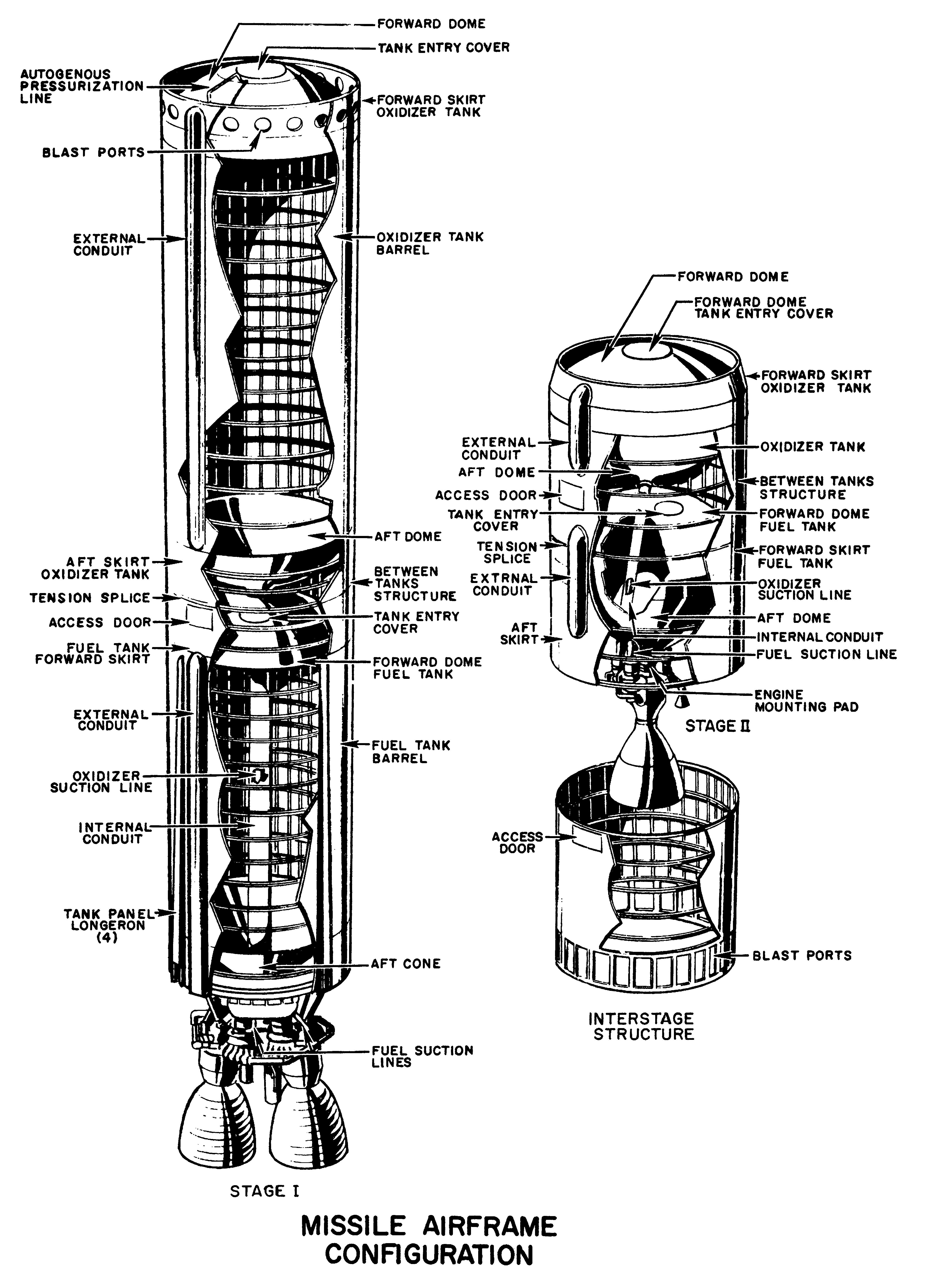 saturn v rocket parts